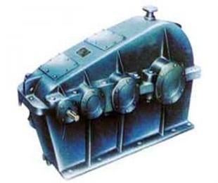 ZS三级齿轮减速机
